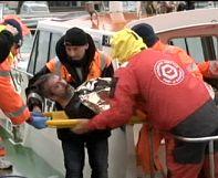 Collision meurtrière entre deux navires au nord de l'Adriatique