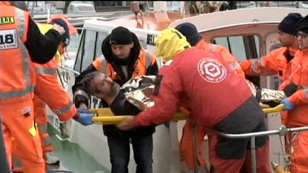 Кораблекрушение в Адриатике, есть погибшие