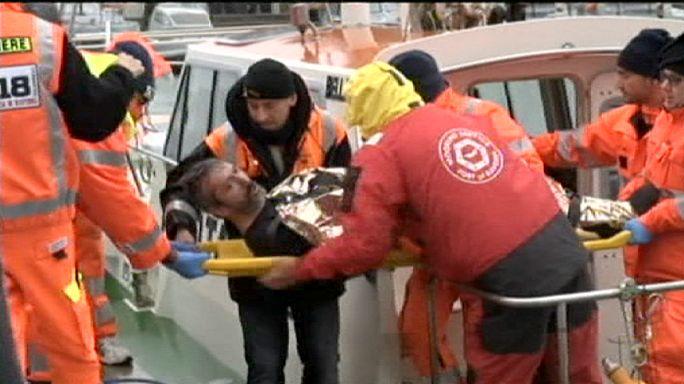 Türk kargo gemisi İtalya'da kaza yaptı, 2 kişi hayatını kaybetti
