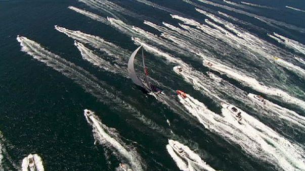 Neuer Rekord bei Sydney-Hobart-Regatta