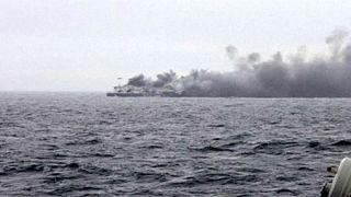 Norman Atlantic: Ένας νεκρός-συνεχίζεται η επιχείρηση διάσωσης