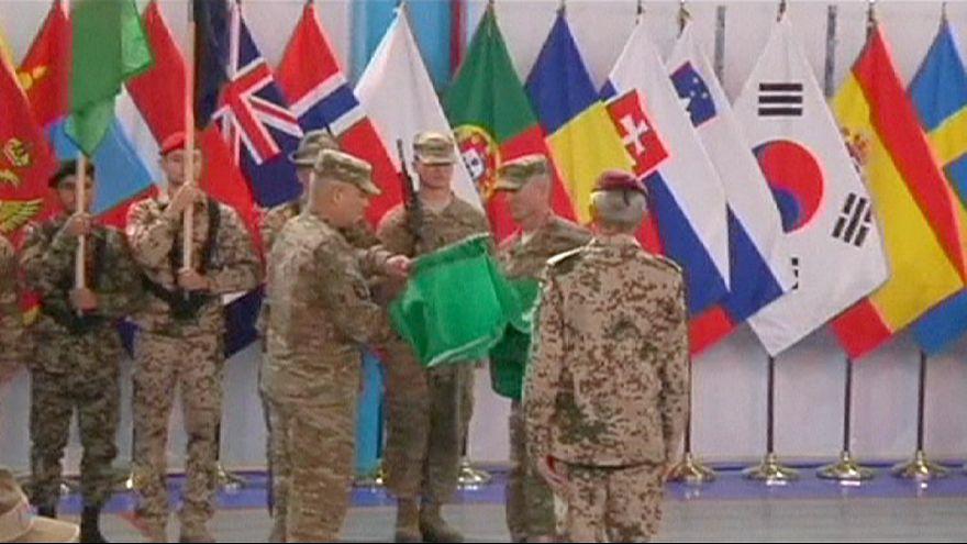 La OTAN finaliza su misión de combate en Afganistán
