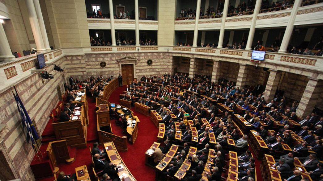 Grecia, a solo un paso de las elecciones generales anticipadas