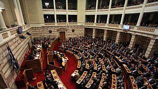 3ème tour décisif pour élire le nouveau président grec