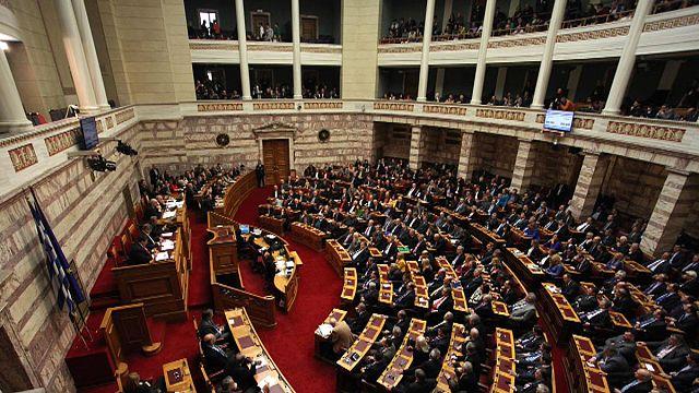 اليونان بين خيار انتخاب رئيس جديد أو تنظيم انتخابات عامة