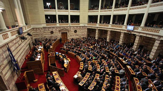 Greek MPs in final attempt to pick a new president and avert snap election