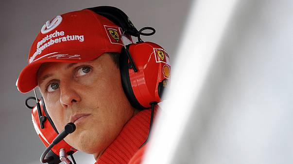One year on: Schumacher's long road to recovery