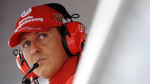 Michael Schumacher bir yıldır tedavi görüyor
