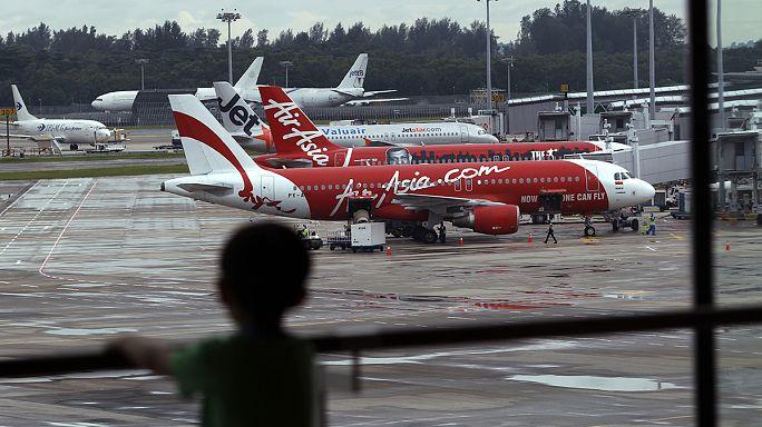 QZ8501: Retomadas as buscas pelo A320 da AirAsia