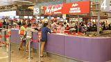 La disparition du vol d'Air Asia provoque l'angoisse des passagers de cette compagnie