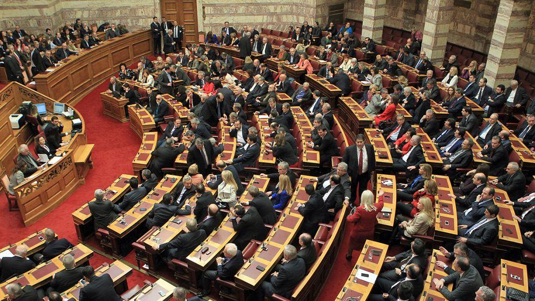 Grecia celebrará elecciones anticipadas