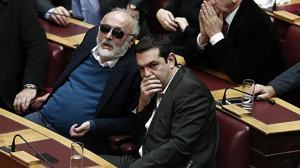Election rhetoric already flying in Greece ahead of forced snap election