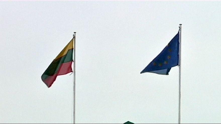 Litvanya'da euro dönemi için geri sayım başladı