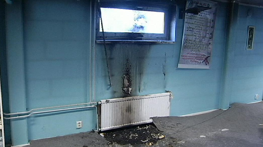 Second suspected arson attack on mosque in Sweden