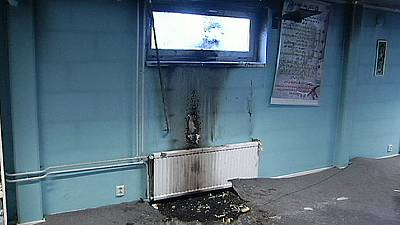 Svezia, bruciata un'altra moschea