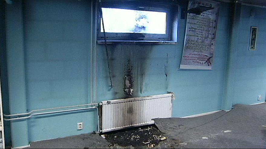 Nuevo incendio en una mezquita de Suecia