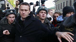 Putin-Kritiker Nawalny und Bruder verurteilt