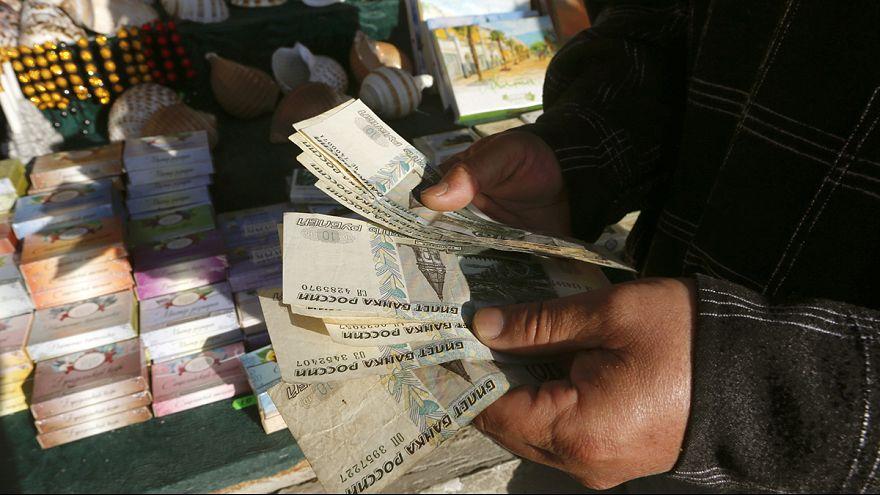 Rus ekonomisi derin bir resesyona doğru sürükleniyor