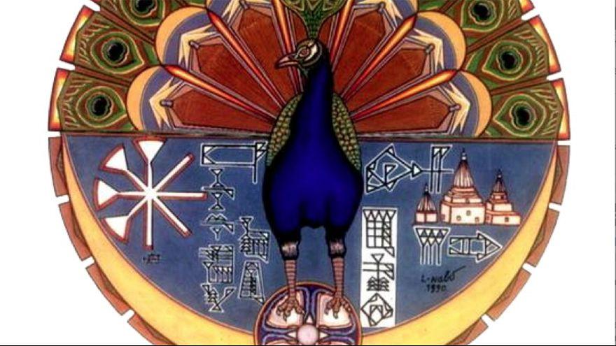 Jesiden feiern Pfauen-Engel und Batizmifest