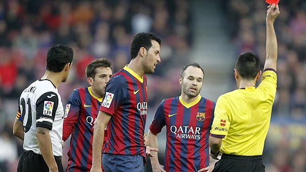 """El Barça considera """"completamente desproporcionada"""" la prohibición de fichajes"""