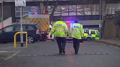 Ebola : l'infirmière britannique transférée de Glasgow à Londres
