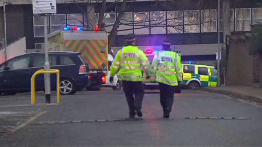 یک پرستار بریتانیایی مبتلا به ابولا در لندن بستری شد