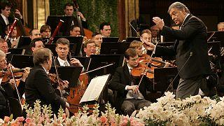 Ο Ζούμπιν Μέτα θα διευθύνει την Πρωτοχρονιάτικη Συναυλία της Φιλαρμονικής της Βιέννης