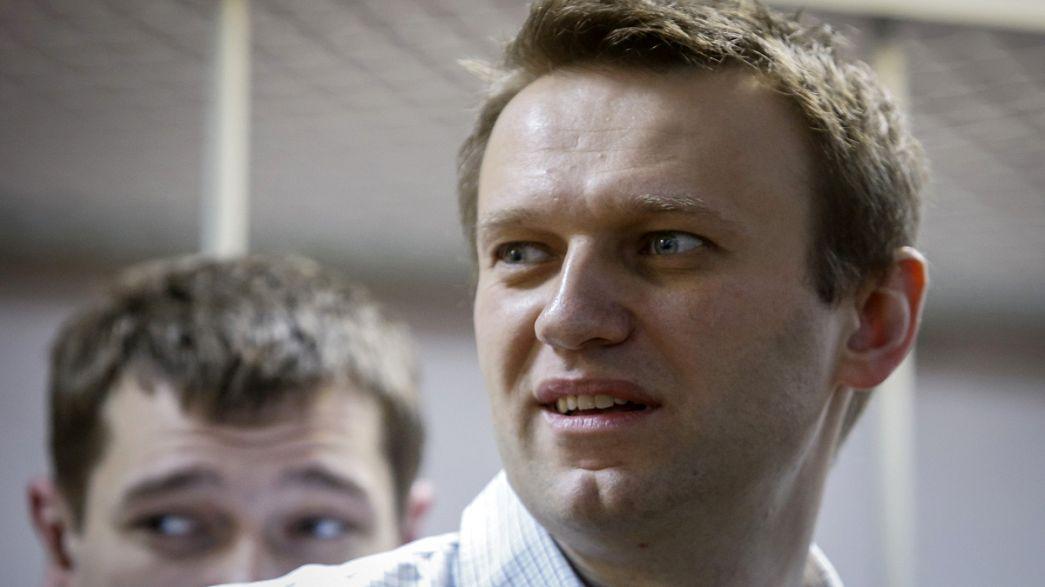 """Alexei Navalny: """"agenda contra a corrupção russa é combate político"""""""