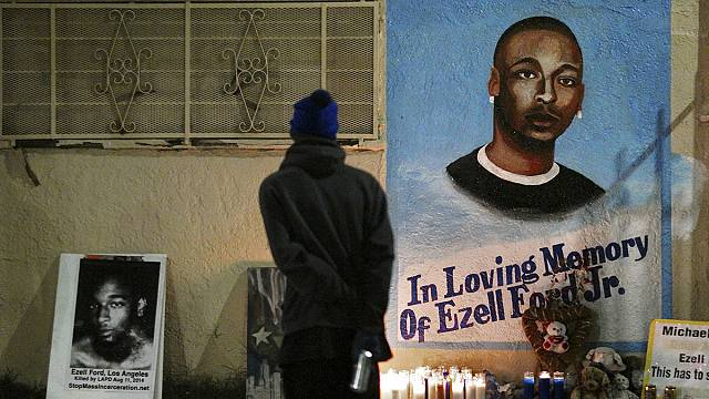 USA: unarmed black man Enzell Ford shot three times by police says report