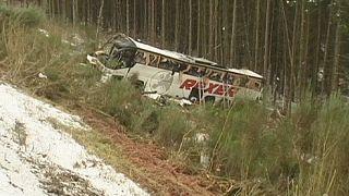 چهار کشته و بیش از ۴۰ زخمی در سانحه رانندگی در آلمان