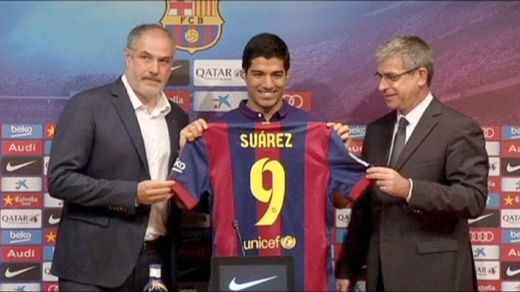 Barcelona transfer ban appeal rejected