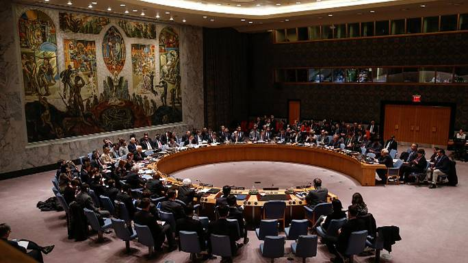 Palestinian resolution fails at UN Security Council