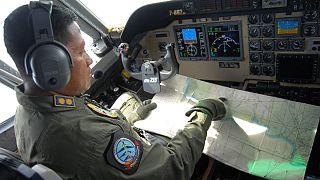 گروه جستجو: تصویر سونار هواپیمای ایرآسیا بدست آمد