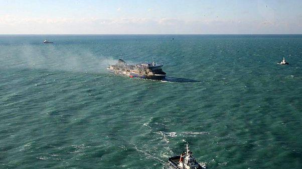 Δεκάδες Έλληνες επιβάτες του «Norman Atlantic» παραμένουν αγνοούμενοι