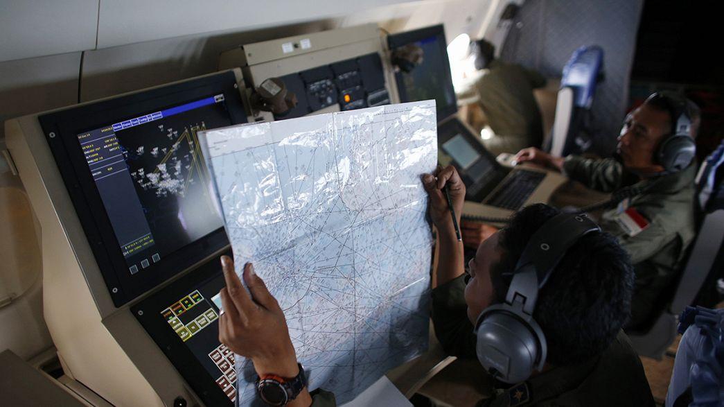 AirAsia-Absturz: Wrack offenbar gefunden