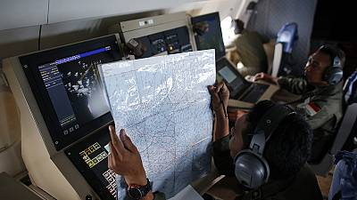 Sonar images appear to confirm precise location of crashed AirAsia plane