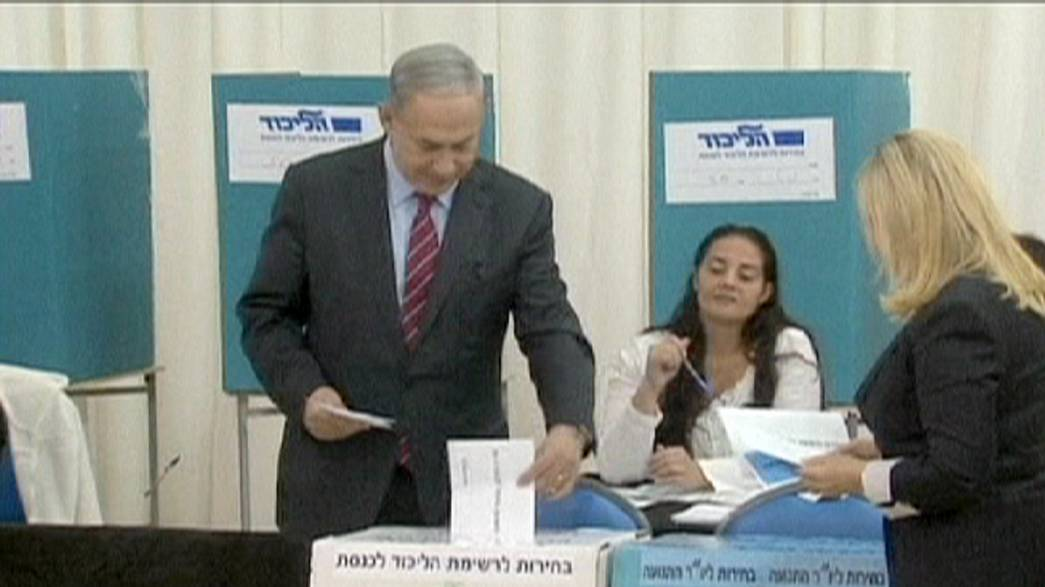 Likud'da seçimin favorisi İsrail Başbakanı Netanyahu