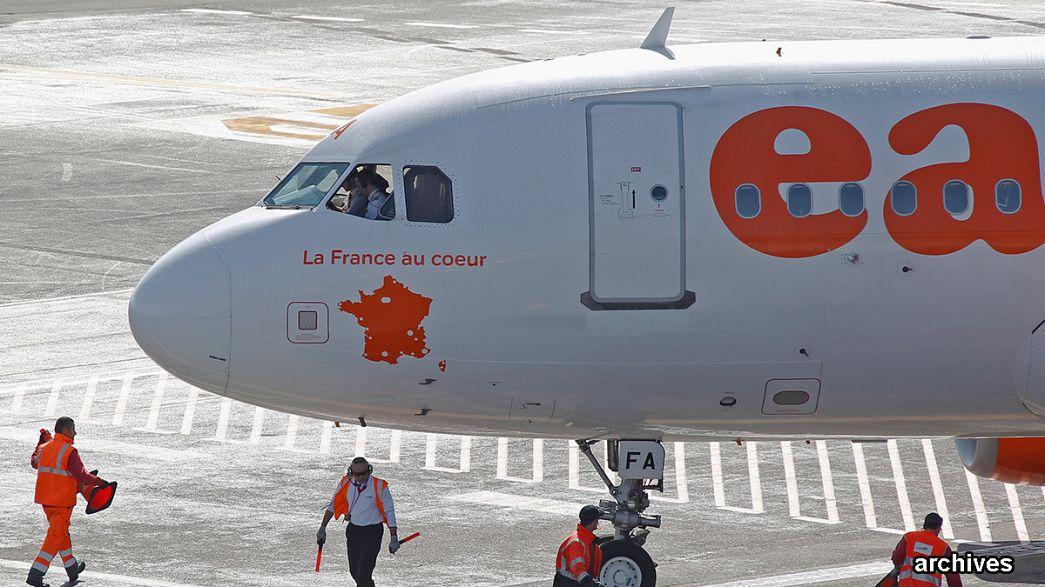 La huelga de EasyJet Francia obliga a anular 140 vuelos hoy y mañana