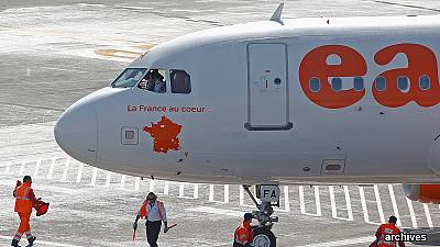 Easyjet France cancels 30% of flights on New Year's Eve