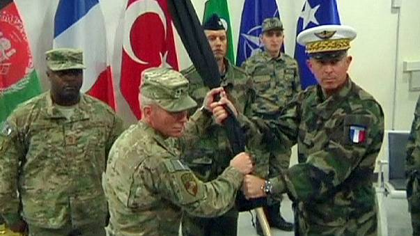 أخر جندي فرنسي يغادر الأراضي الأفغانية
