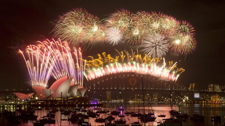 2015: la Nuova Zelanda celebra per prima l'anno nuovo