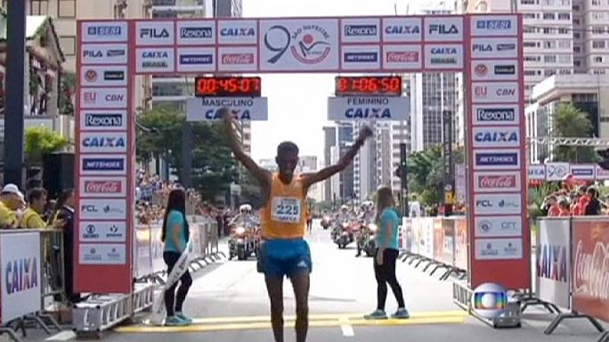 Admasu clinches Sao Silvestre Road Race