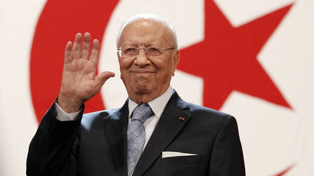 Tunisia's new President Essebsi vows he will turn page on past