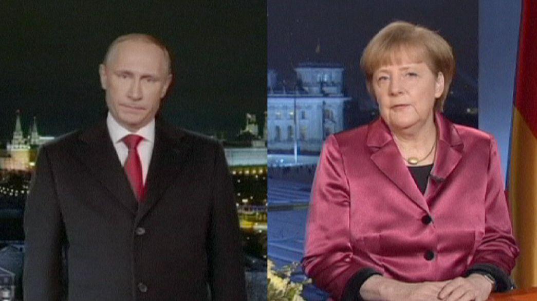 """Putin: Krim-Annexion """"epochales Ereignis"""""""