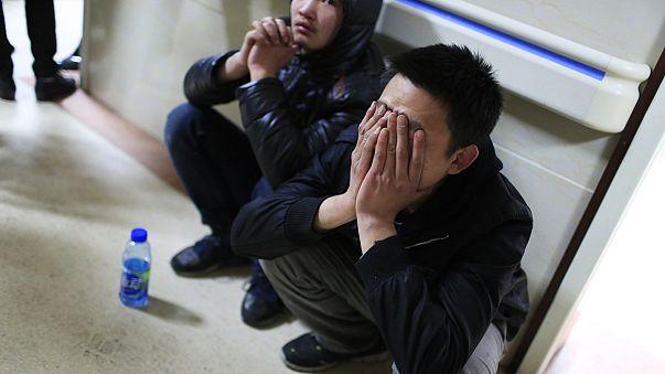 Xangai recebe 2015 com tragédia