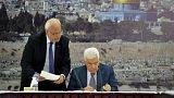 Les Palestiniens se tournent vers la CPI, colère d'Israël