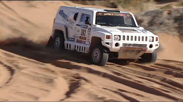 Africa Eco Race: Jacinto, Marques e Cochinho brilham nas areias de Marrocos
