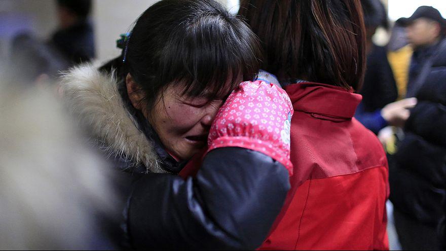 احتفالات رأس السنة في مدينة شنغهاي الصينية تتحول إلى مأساة
