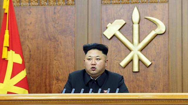 Kim Jong Un says he is open to resuming peace talks with S Korea