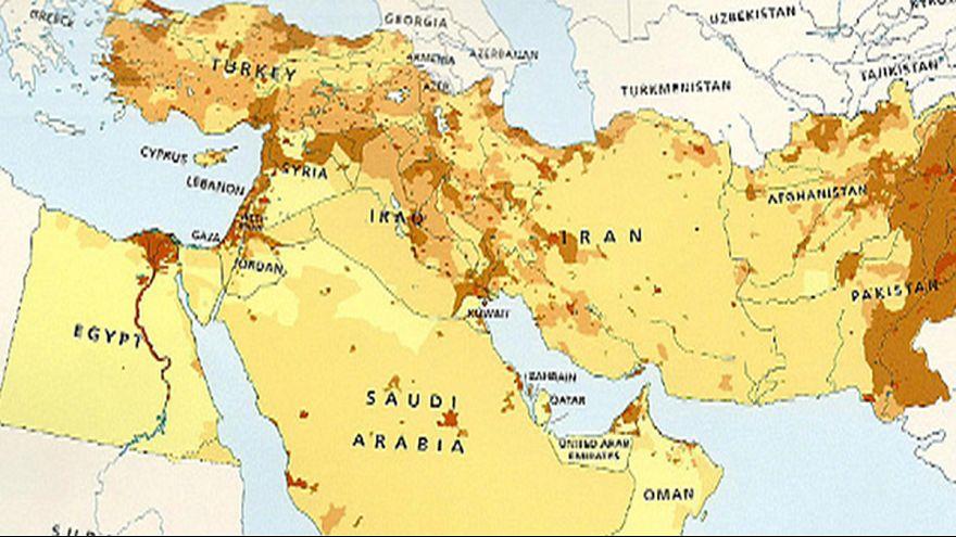 """""""Lefelejtették"""" Izraelt a térképről"""